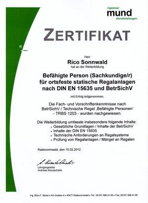 zertifikat_regalanlagen
